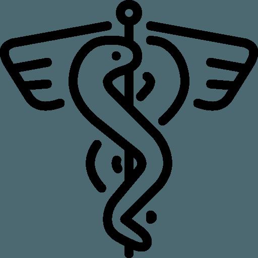 Symbol medicíny - Lekárna U sv. Pankráce - Praha 4